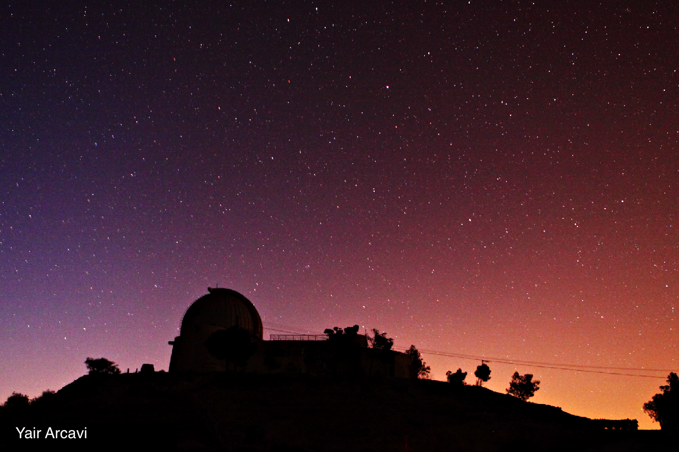 Wise Observatory, Israel